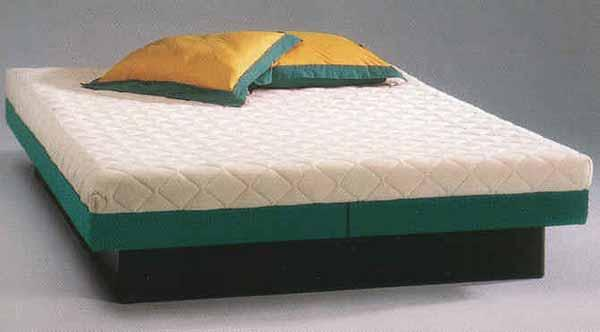 - Split Luxus-Softside-Wasserbett